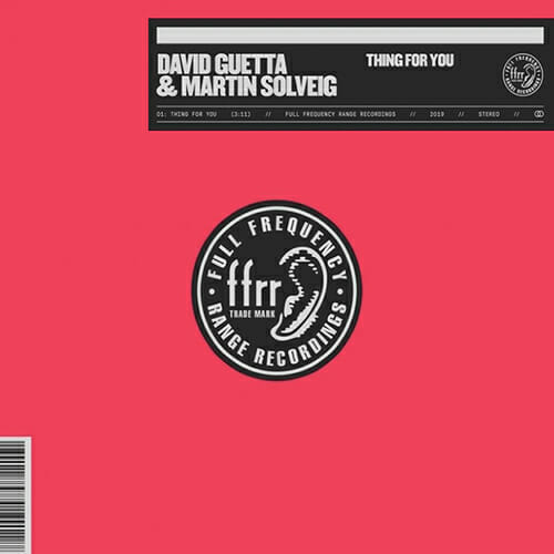 David Guetta with Martin Solveig