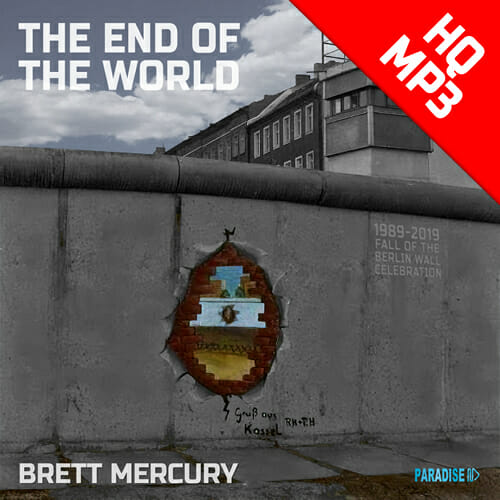 Brett Mercury – The End Of The World