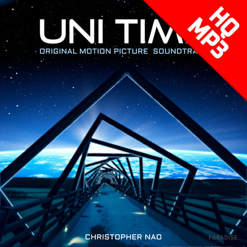 Christopher Nao - Uni Time Launch