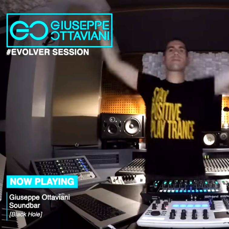 Evolver Session - Giuseppe Ottaviani