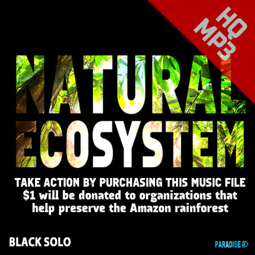Natural Ecosystem - Black Solo - MP3 HQ