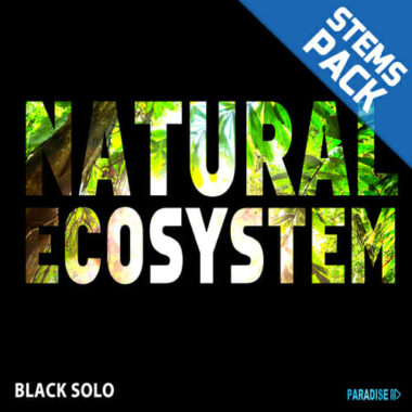 Natural Ecosystem - Black Solo