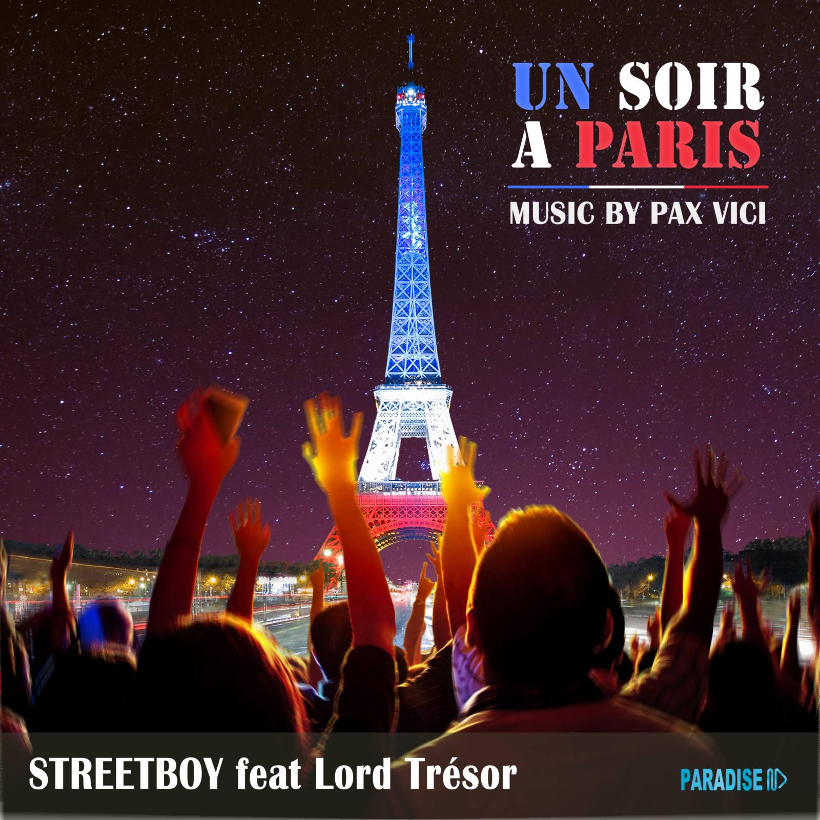 Un soir à Paris - Street Boy feat Lord Trésor