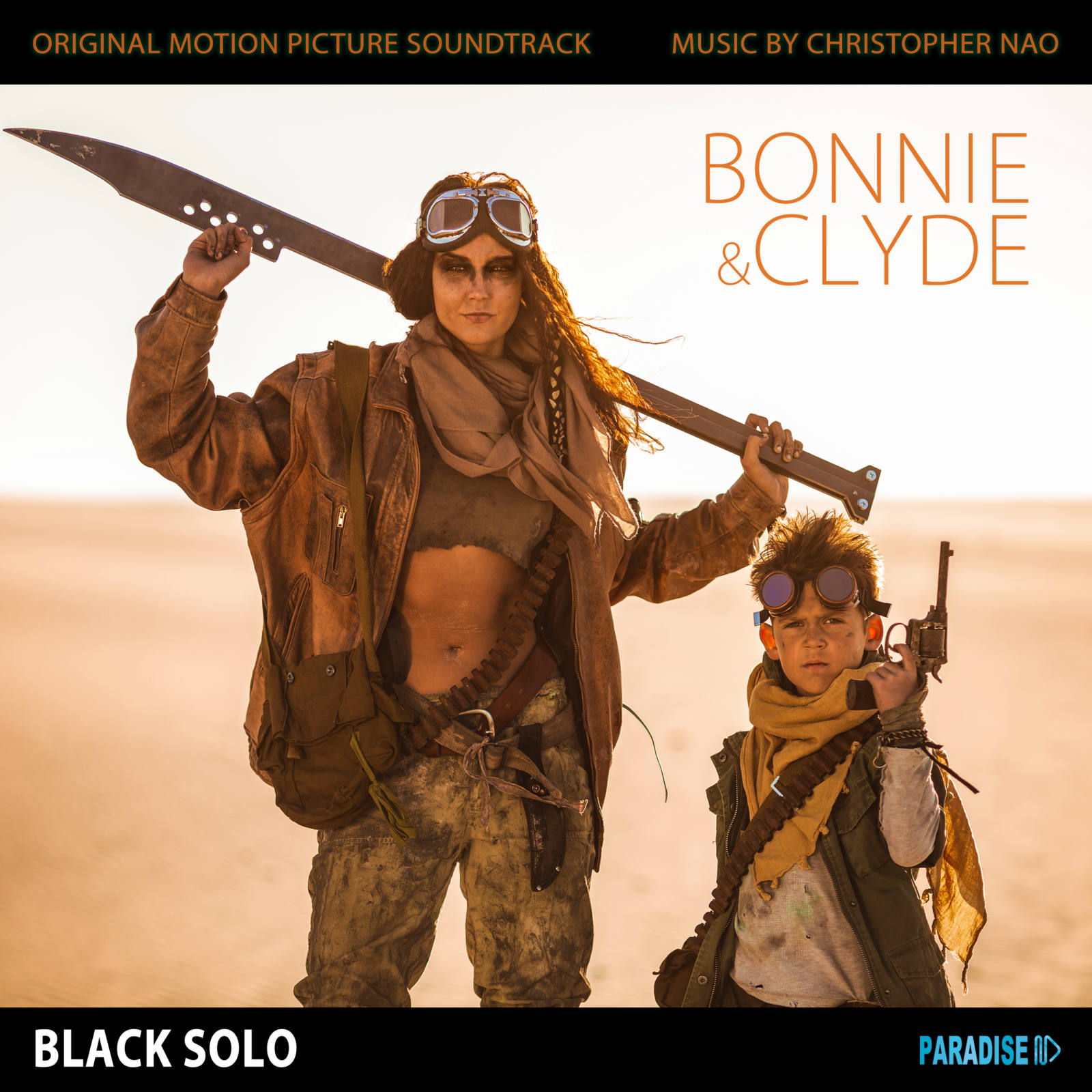 Bonnie and Clyde - Black Solo