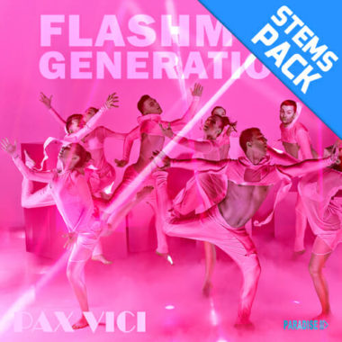 Flashmob Generation, A song by Pax Vici