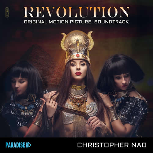 Revolution (Original Motion Picture Soundtrack) - A music by Christopher Nao